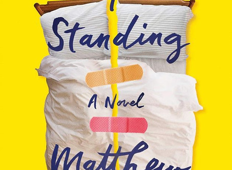Book Review: Last Couple Standing by Matthew Norman