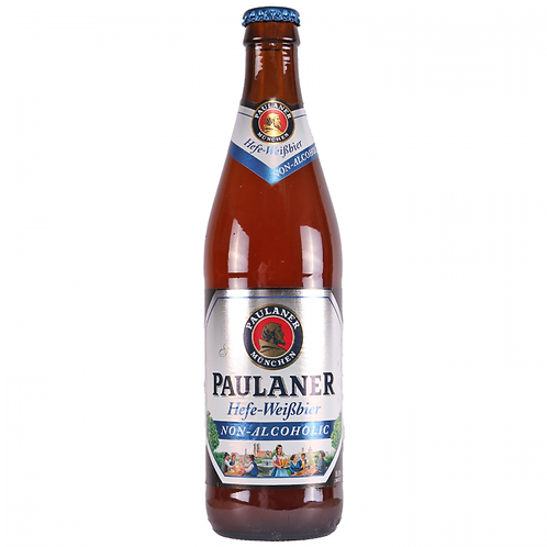 Paulaner Weisse (low alcohol)