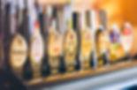 Bier selection at Bavaria Brauhaus