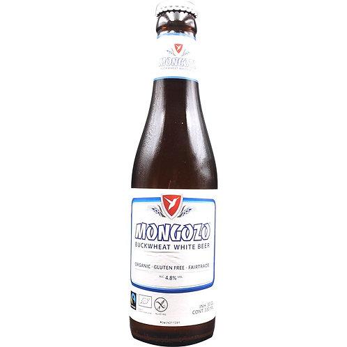 Mongozo Buckwheat White Beer (gluten free)