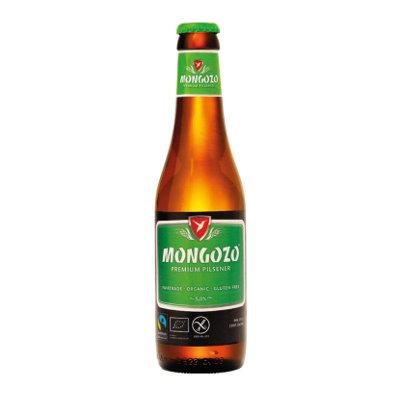 Mongozo Pilsner (gluten free)