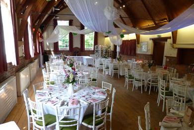 Portal Hall DIY Wedding