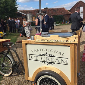 Ice cream on the lawn, photobooth fun and games, campervan transport coupled with this stunning venue and crowd made a lovely wedding day co