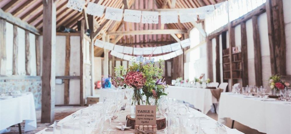 Templars Barn Weddings DIY