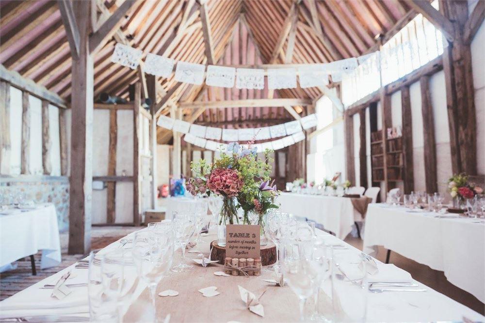 Templars Barn Weddings DIY
