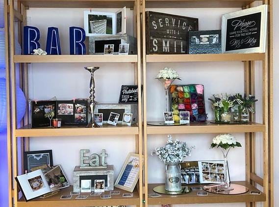 Wedding display room #weddingday.jpg