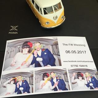 Photobooth campervan #weddingfun.jpg