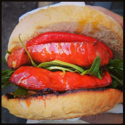 Chorizo and Pepper Bap,jpg