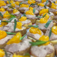 Duck Mouse Canapes