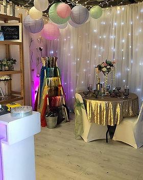 New showroom.....so many ideas, hire and