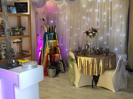 Wedding and Event Showroom Opening - Newbury Berkshire