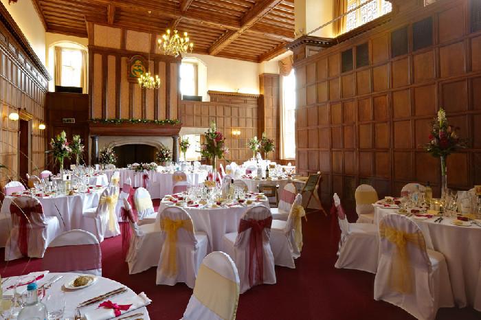 Mil Hall Weddings