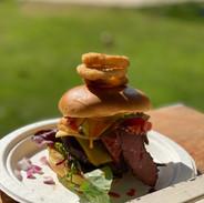 6 oz Gourmet Burger