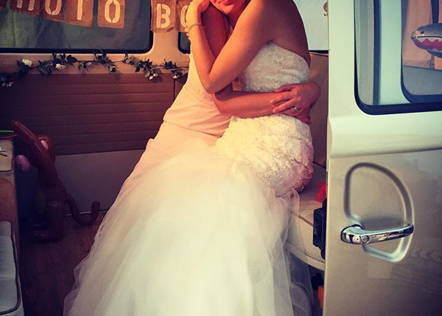 Happy maid of honour and bride.jpg