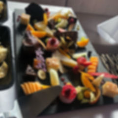 Suppliers wedding fair lunch. #treatedli