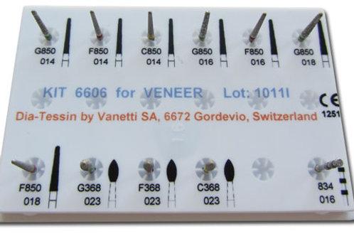 KIT 6606 FOR VENEER