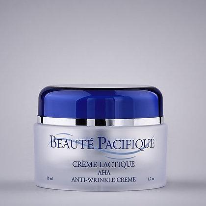 Crème Lactique AHA Anti-Wrinkle Creme
