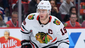NHL: Blackhawks' Jonathan Toews out indefinitely due to health problems