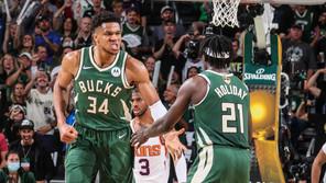 NBA Finals - Game 4: Bucks favorites to go 2-2