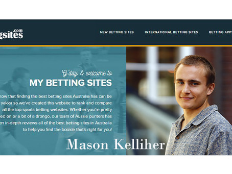The Betting Coach meets Mason Kelliher and mybettingsites.com