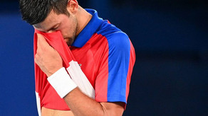Tokyo 2020 Olympics: Novak Djokovic beaten by Alexander Zverev in the semifinals