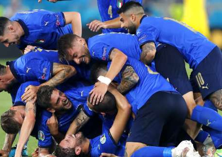 Euro 2020 - semi-finals: Italy against Spain!
