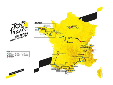 Tour de France 2021: preview, predictions and odds to bet on this very important cycling event