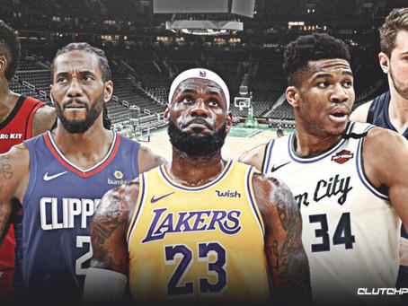 NBA 2020/21: ready for a new season!