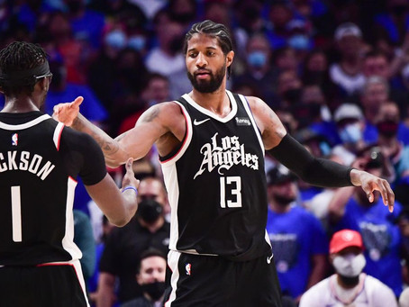 NBA: Los Angeles Clippers put clamps on Phoenix Suns to take Game 3 with 106-92 victory