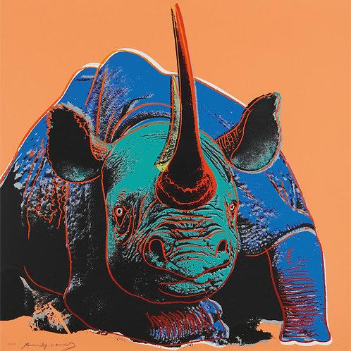 Black Rhinoceros, 1989