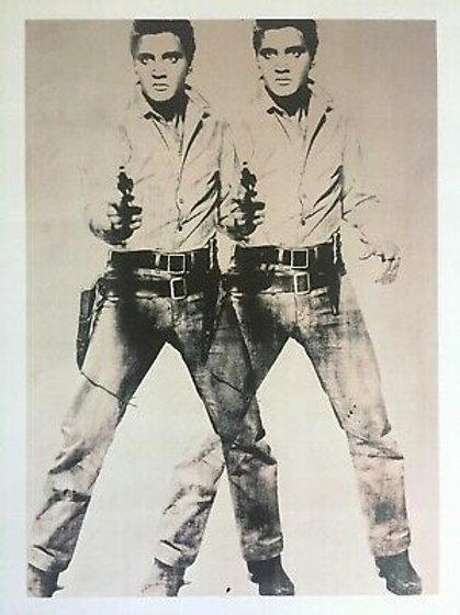 Two Elvis Presley, 1989