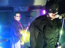 Superhero Theme Night