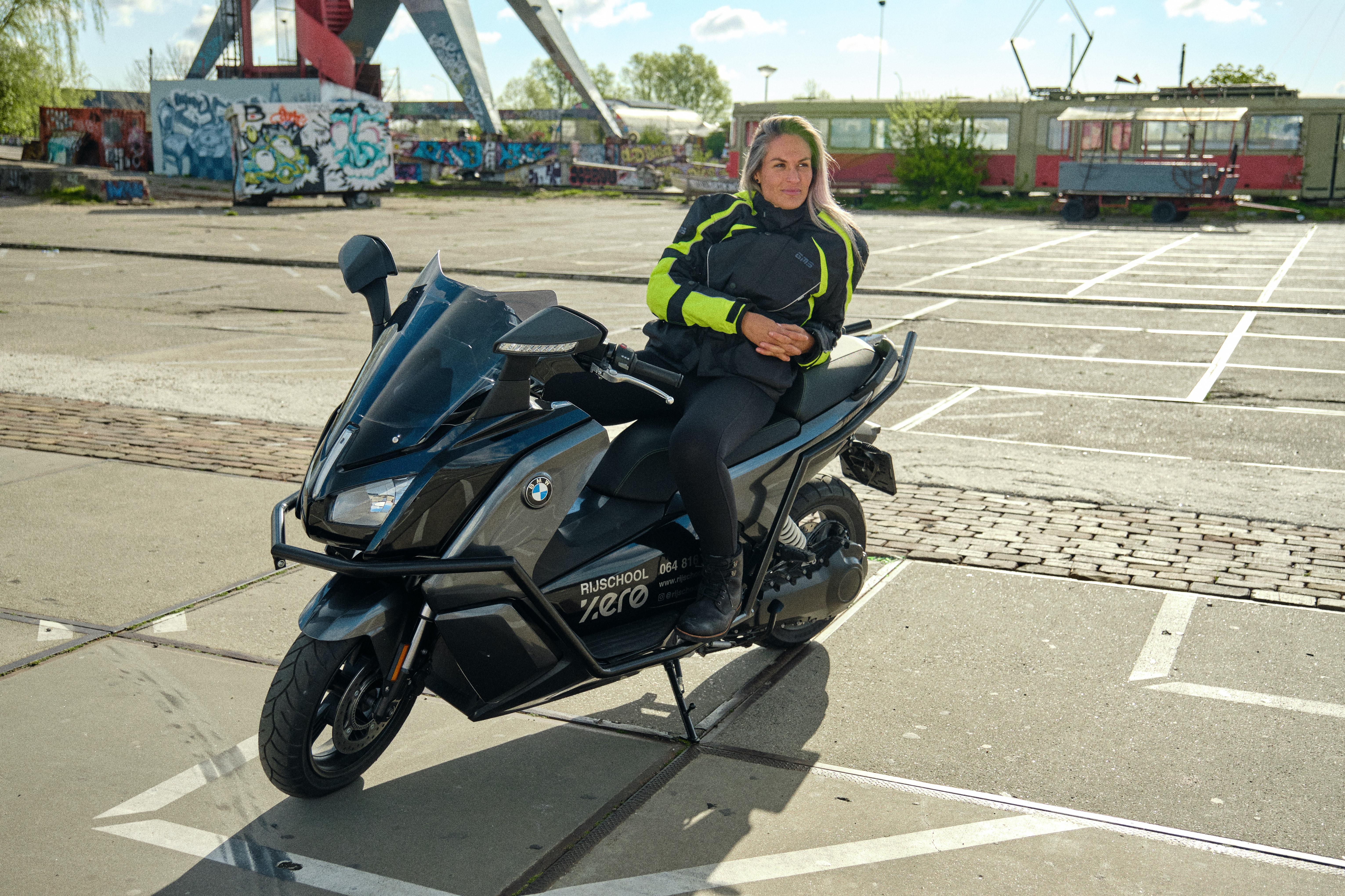 Motorscooter (A2)