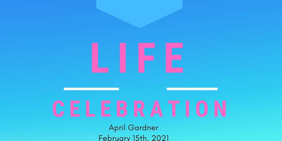 Life Celebration for Azizia (Smoothy)
