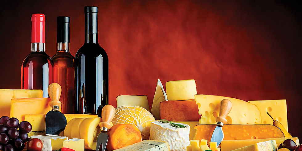 Wine, Cheese, and the Arts : A MDQ Fundraiser
