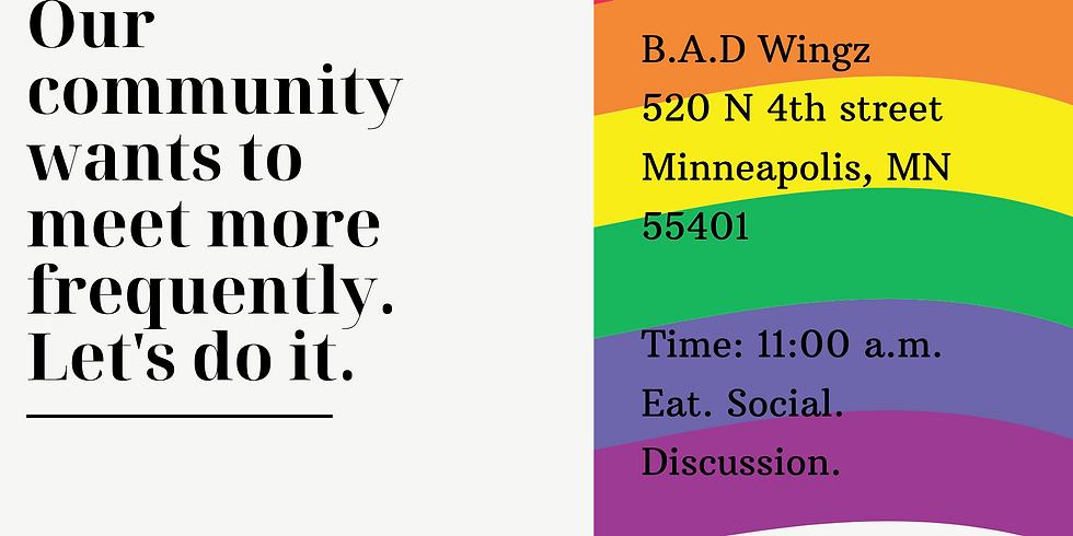 Community Meet Up