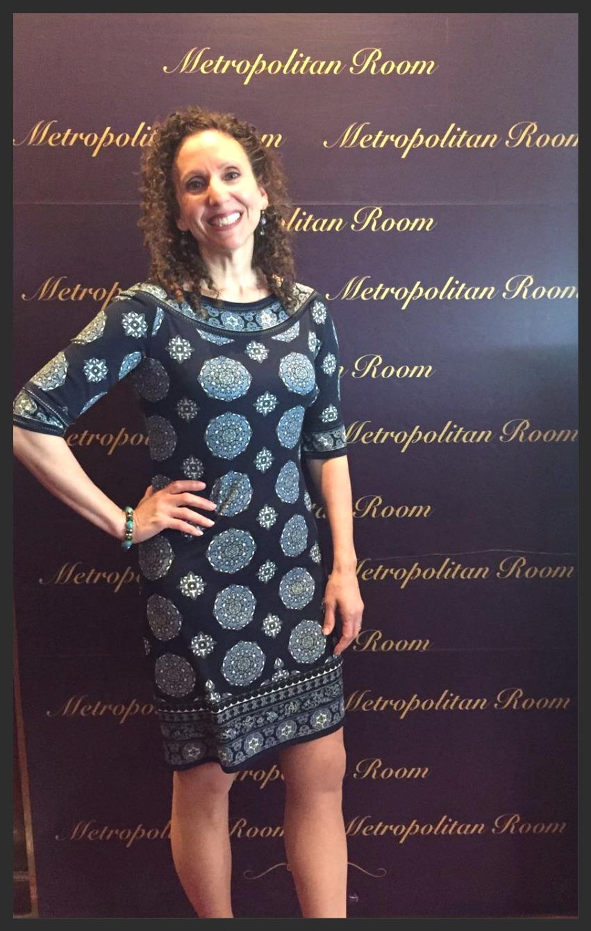 The Metropolitan Room April 2016