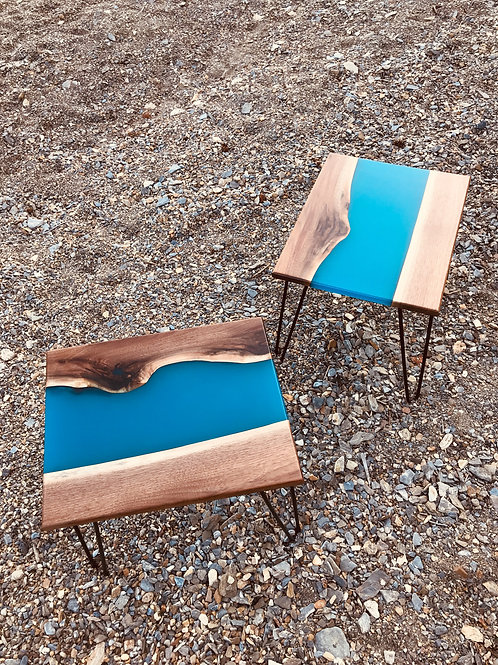 The River End Tables