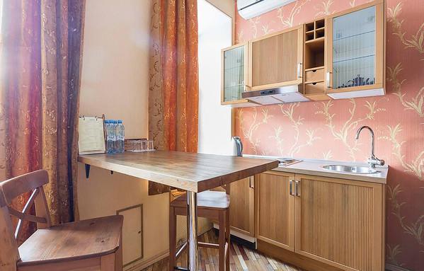Люкс с двумя спальнями (арт-отель РАХМАНИНОВ)