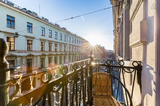 """Арт-отель """"РАХМАНИНОВ"""" в Санкт-Петербурге"""