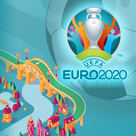 ЕВРО 2020 в Санкт-Петербурге!