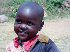 Child at Uzima