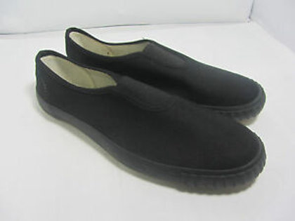 A pair of school shoes