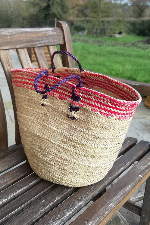 African shopping basket