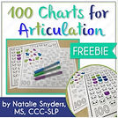 100 Charts for Articulation
