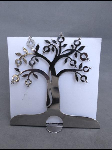 YC079 - Tree of Life - Notepaper Holder