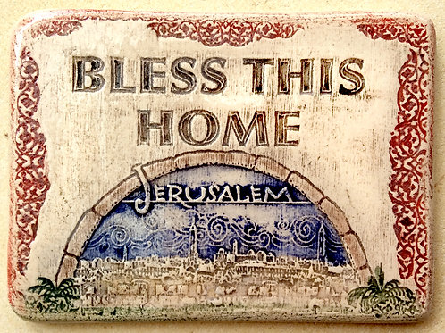 Bless this Home - AM027