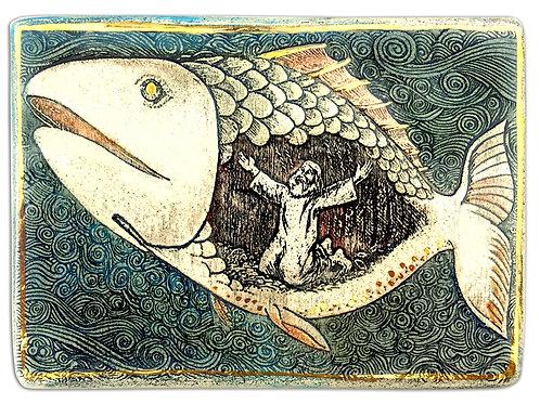 Jonah and the big fish- HD05