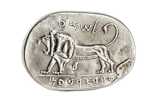The Lion Of Judah Coin
