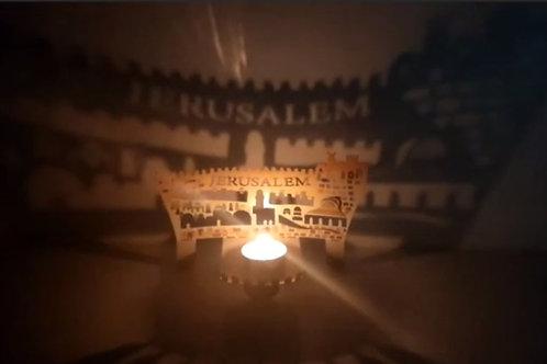 My Jerusalem Lamp